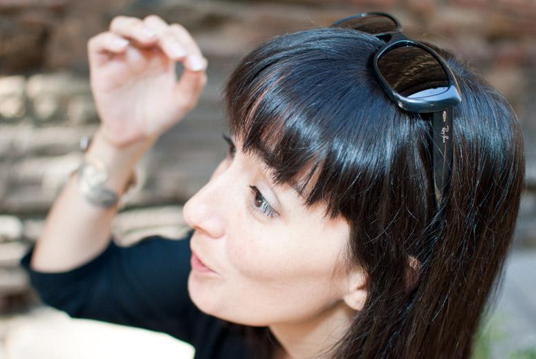 foto Judith Antequera, periodista i presentadora del Canal 3/24 - 6