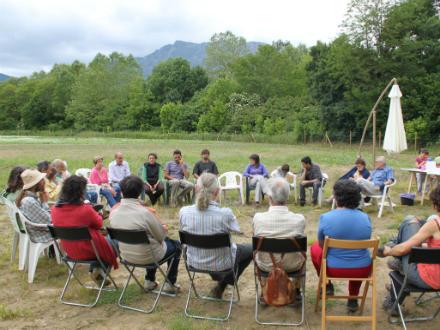foto La Saó: horta, muntanya i treball en equip - 2