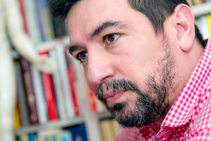 Manu J. Moreno, especialista en medicina clàssica xinesa