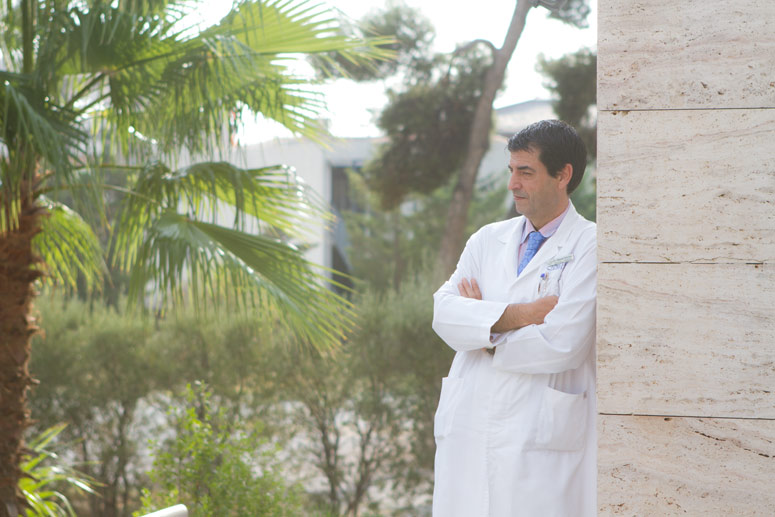 foto Manuel Sánchez, cap de Dietètica i Nutrició de la Clínica Planas - 7