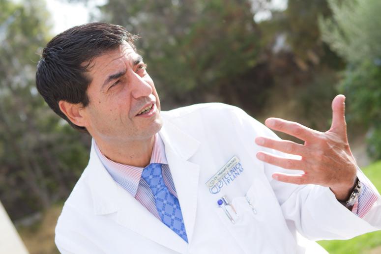 foto Manuel Sánchez, cap de Dietètica i Nutrició de la Clínica Planas - 5