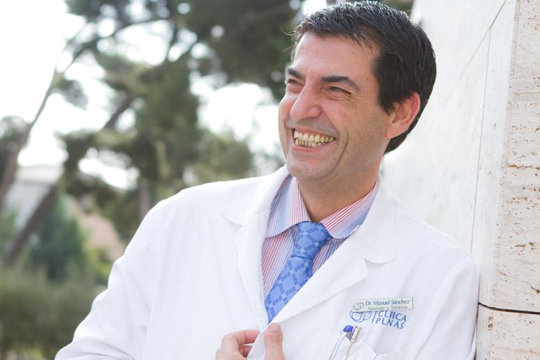 foto Manuel Sánchez, cap de Dietètica i Nutrició de la Clínica Planas - 1