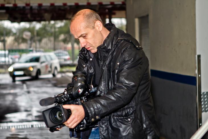 foto Miquel Piris, periodista de TV3 - 2