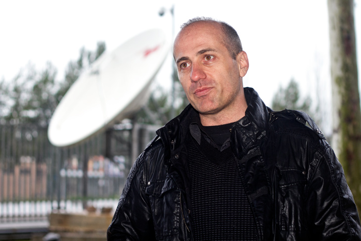 foto Miquel Piris, periodista de TV3 - 3