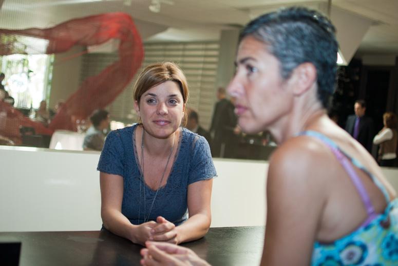 Nina, actriu, cantant i professora certificada de pilates