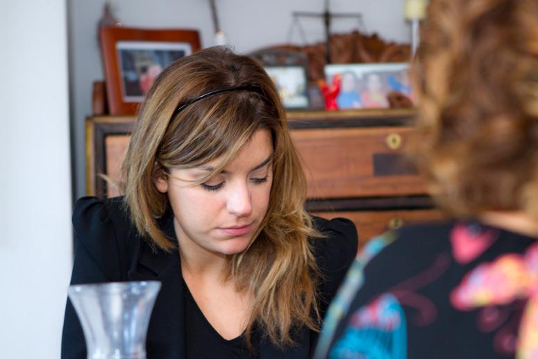 Núria Ferré, periodista