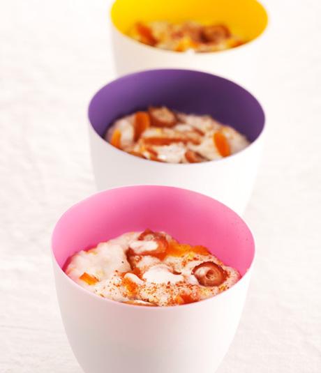 Cereals cuits amb fruites seques polposes