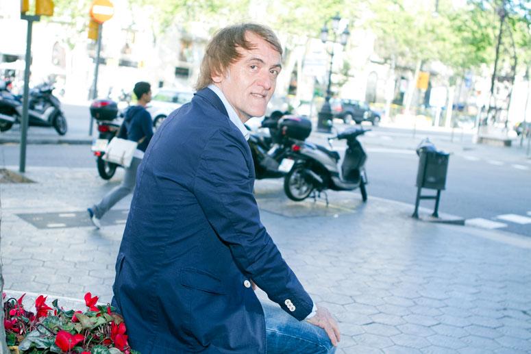 foto Tomás Redondo, fundador de Natursoy i assessor de l'empresa - 6