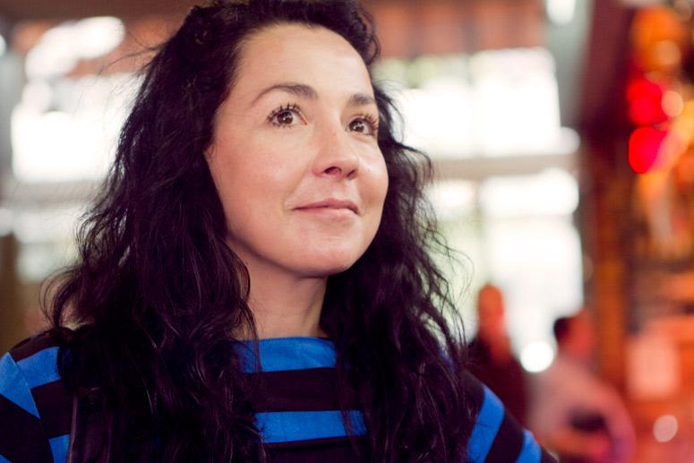 Txe Arana, actriu i periodista