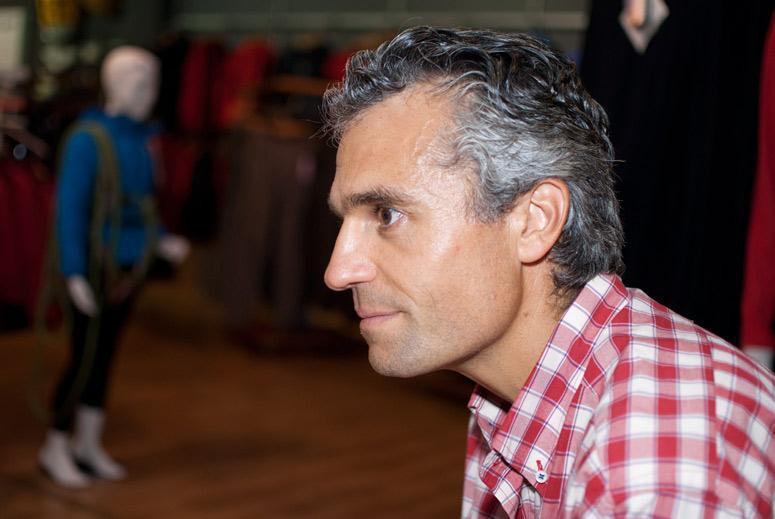 Xesc Terés, ultrafondista