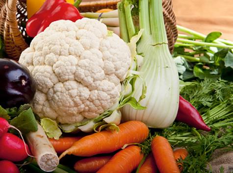 Les verdures i hortalisses, bàsiques en la dieta japonesa