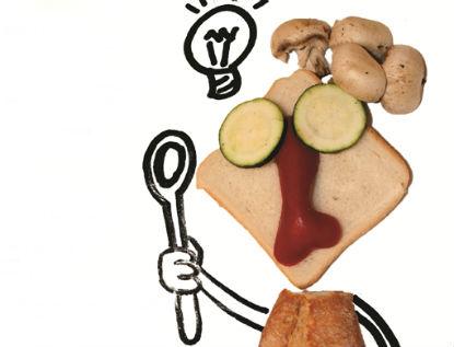 Cartell de les jornades sobre el malbaratament alimentari