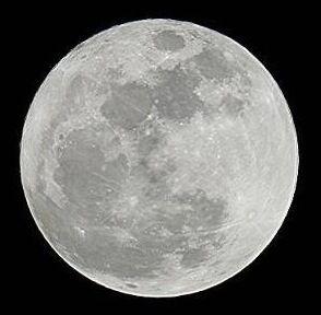 La lluna plena afecta l'agricultura i l'home. M. Acosta