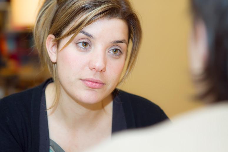 Estel Solé, actriu i poetessa