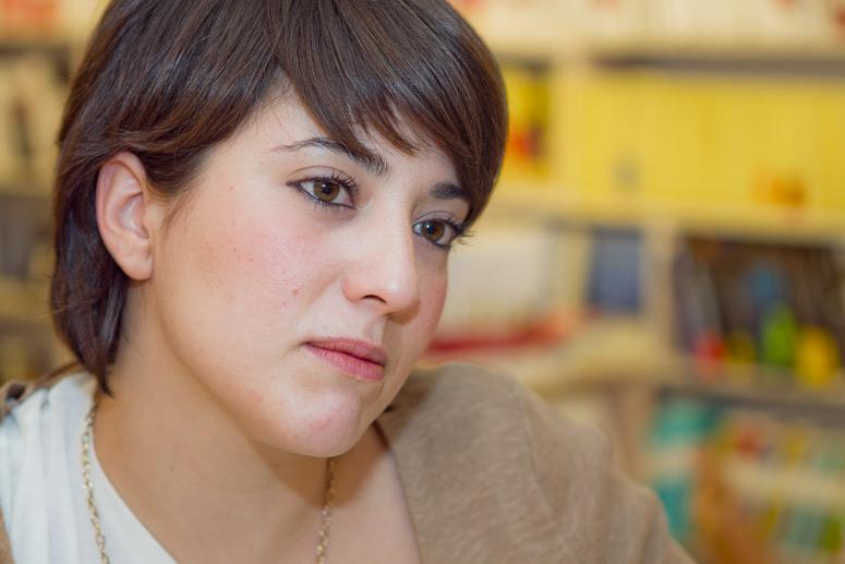 foto Estel Solé, actriu i poetessa - 2