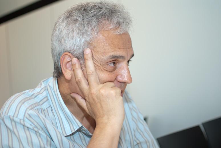 foto Jaume Barberà, periodista i director de Singulars a TV3 - 6
