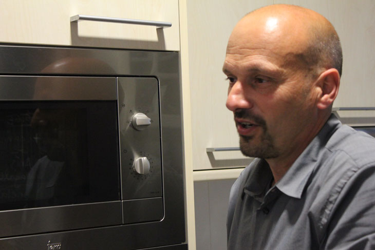 foto Joan Carles López, expert en geobiologia i radiacions de l'hàbitat - 3