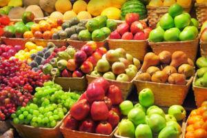 Mercat de fruita