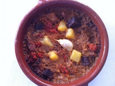 L'arròs de la terra, de Menorca, es fa amb el blat xeixa