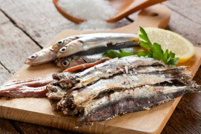 Peix blau, ric en omega-3