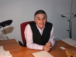 Xavier Uriarte, metge naturista