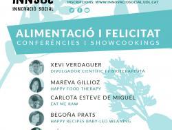 El binomi alimentació i felicitat centra la propera Jornada INNSOC
