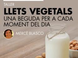 Llets vegetals. una beguda per a cada moment del dia