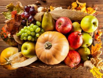 Menjar cru durant les estacions de fred