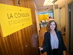 Aurore Didier, acupuntora i naturòpata especialista en ginecologia i fertilitat