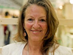 Beverley Pugh, educadora de salut, coach nutricional en 'raw food' i xef de receptes crudiveganes
