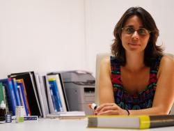 Cristina Pellicer, metgessa integrativa, naturòpata i aromaterapeuta