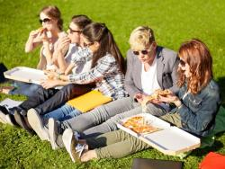 Dieta per a universitaris