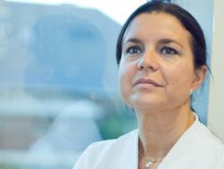Montse Folch, metge i nutricionista de l'Institut Vila-Rovira de la Clínica Teknon