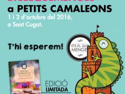 L'Ets estrena estand al Festival Petits Camaleons de Sant Cugat