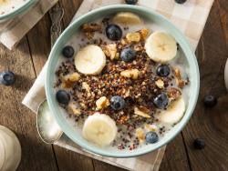 Maneres delicioses de consumir quinoa