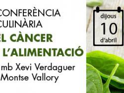 El càncer i l'alimentació amb Xevi Verdaguer i Montse Vallory