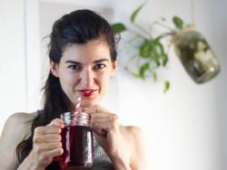 Lucía Gómez, experta en nutrició natural i professora de cuina saludable