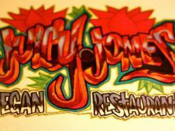 Juicy Jones – Restaurant 100% Vegà