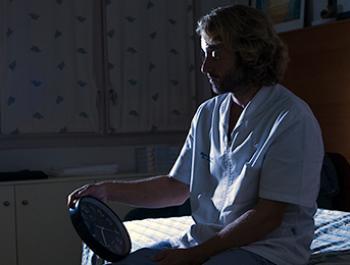 Javier Albares, metge especialista en medicina del son