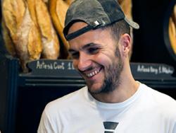 Jordi Morera, forner ecològic de l'Espiga d'Or, de Vilanova i la Geltrú