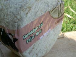 Pujol-Orra: formatge ecològic de pastura
