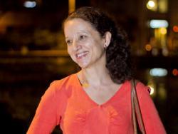 Maria Josep Ball, tècnica agroalimentària, especialista en plaguicides i activista de 'Som lo que sembrem'