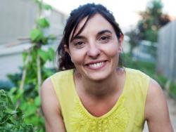 Mireia Barba, responsable del projecte 'Espigoladors'