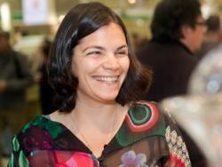 """Odile Fernández, metge, especialista en nutrició anticàncer i autora del llibre """"Mis recetas anticáncer"""""""