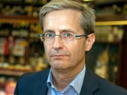Oriol Sans, president d'ADILAC (Associació d'intolerants a la lactosa)