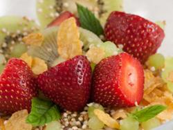 Mix de fruita fresca, cereals i llavors