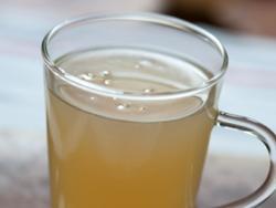 Beguda relaxant de poma i kudzú