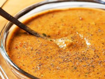 Salsa barbacoa de miso i lli