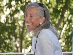 Sofia Roca, homeòpata i terapeuta de flors de Bach