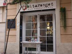 El Taronget, pasta fresca artesana i menjar casolà italovegetarià